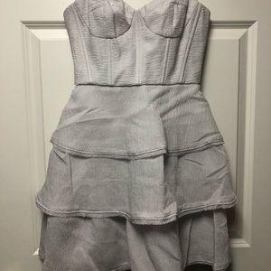 BCBG Corset Tier Dress